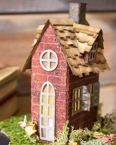 Tim+Holtz+Village+Dwelling+Inspiration+found+on+the+Sizzix+FB+Page - Scrapbook.com