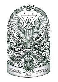 Αποτέλεσμα εικόνας για s.p.q.r tattoo