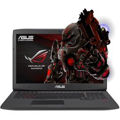 Laptop Asus G751JT-T7040D, Intel Core i7-4710HQ, 2.50GHz, Haswell, 17.3 inch…