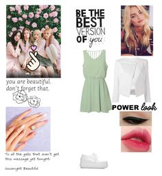 """""""Senza titolo #1366"""" by meddy21 ❤ liked on Polyvore featuring Glamorous, Plein Sud Jeanius, Anatomy Of and Baby-G"""