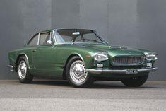 """1964 Maserati Sebring - Sebring - oneoff- """"Bompani"""""""