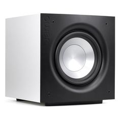 Jamo J110WHT Front Firing Premium Woofer White 10 -- Details can be found by clicking on the image-affiliate link.