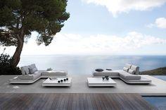 Rausch Platform Outdoor Sectional Sofa The sleek | Furniture Outdoor ...