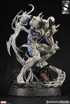 Anti-Venom Sideshow Figure