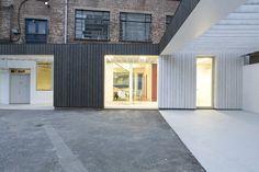 Bow Arts Trust - London, UK :: Projects :: Delvendahl Martin Architects