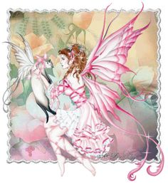 Image detail for -Fairy And Cat - Angels And Fairies Fan Art (10844621) - Fanpop ...