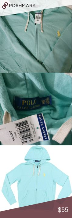 d3218c8db82 Mens ralph lauren polo hoodie 3xl oversized logo New with tags. Polo by  Ralph Lauren