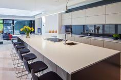 Modern Home in Oakville Ontario - modern - kitchen - toronto - Peter A. Sellar - Architectural Photographer