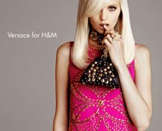 Love the bold colors---Versace for H