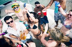 Inside Lake Havasu, the Wettest Spring Break Party in America Photos | GQ
