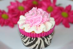 gotta have zebra, THIS WOULD BE A CUTE IDEA FOR A BABY SHOWER!!