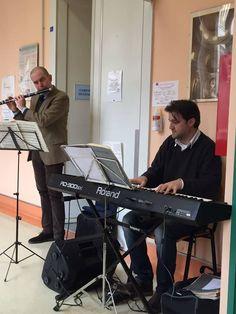 31 gennaio 2017  Il flauto e il piano di Paolo Dal Moro e Maurizio Fornero, Musici di S.Pelagia