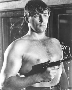 """Robert Mitchum--did things his own way. Created a new category of sexiness, with his rough-hewn, """"Baby, I don't care"""" insouciance."""