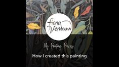 A three-minute snap-shot of how I painted 'Gone to Ground' Make It Yourself, Create, Painting, Art, Art Background, Painting Art, Paintings, Kunst, Drawings