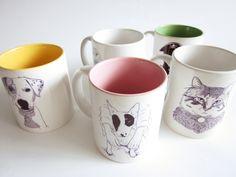 Los mugs personalizados de La furytienda