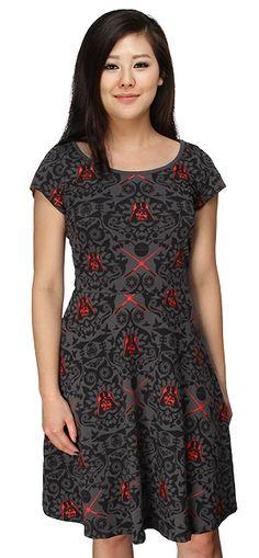 Darth Vader tapestry dress