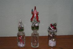holiday Past, Artists, Bottle, Holiday, Home Decor, Past Tense, Vacations, Decoration Home, Room Decor