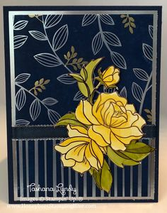 Honeybee's Stamping Hive is a blog about my journey as an Independent Stampin' Up! demonstrator.