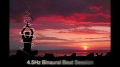 """Zen Meditation"" Shamanic State Of Consciousness - 4.5hz Binaural Beat"