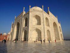 Taj Mahal from inside.