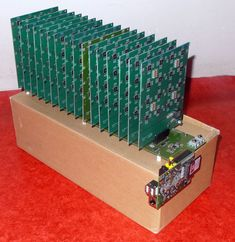 400 GH/s Bitcoin Miner springs to life with Raspberry Pi - Ethereum Mining Rig - Ideas of Ethereum Mining Rig - Bitcoin Mining Software, Bitcoin Mining Rigs, What Is Bitcoin Mining, Bitcoin Miner, Diy Electronics, Electronics Projects, Electronics Components, Projets Raspberry Pi, Animals Tattoo