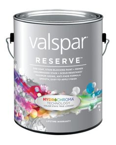 HydroChroma Technology http://finance.yahoo.com/news/valspar-lowe-unveil-super-premium-130500061.html