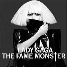 lady gaga album covers | Lady Gaga Fame Monster Album Cover. Lady Gaga's next music video will ...