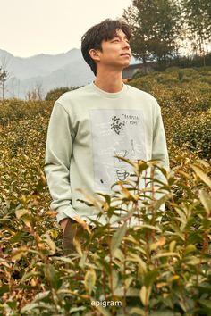 Gong Yoo Smile, Yoo Gong, Korean Celebrities, Korean Actors, Dramas, Goblin Gong Yoo, Goong Yoo, Korean Drama Best, Bias Kpop