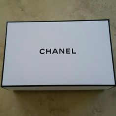 Authentic Chanel Hardbox NWOT Authentic.  Perfect condition.   Never used. CHANEL Accessories