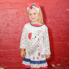 Dressing up for a day at the Mall - Little Fashionistas are rocking it in Hoolies.