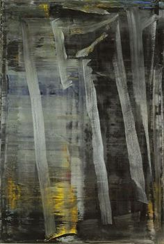 Gerhard Richter » Art » Paintings » Abstracts » Forest » 892-3