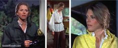 The Bionic Woman's wardrobe from The Bionic Dog 1977 #LindsayWagner