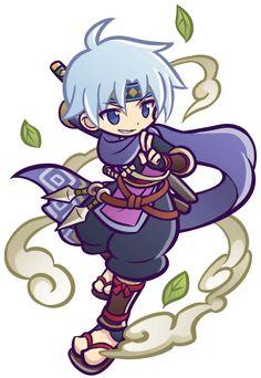 【★6】Ninja Schezo