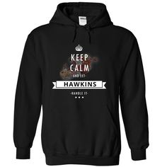 awesome HAWKINS - Merry Christmas