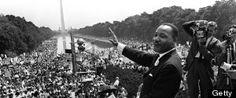 50th anniversary March On Washington #MLK