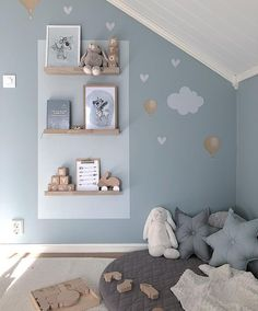 158 kids toy room decor the ultimate convenience- page 32 Baby Bedroom, Baby Boy Rooms, Baby Room Decor, Baby Boy Nurseries, Nursery Room, Kids Bedroom, Nursery Ideas, Ikea Girls Room, Bedroom Ideas