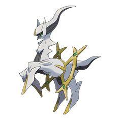 Arceus - Normal Type #493