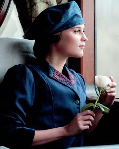 Alicia Vikander (Vera Brittain) - Testament of Youth (2015) directed by James Kent