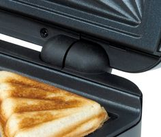 Breville Deep Fill Sandwich Toaster and Toastie Maker with Removable Plates, Non-Stick, Stainless Steel Sandwich Toaster, Sandwiches, Ber, Griddle Pan, Stainless Steel, Plates, Breakfast, Kitchen, Food