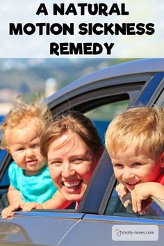 10 Natural Ways to Care for Baby's Skin Practical Parenting, Natural Parenting, Natural Headache Remedies, Natural Health Remedies, Camping With Kids, Travel With Kids, Family Travel, Kids Fever, Motion Sickness