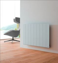 Intelli Heat Thermo-dynamic, fluid Filled electric radiators are the brainchild of the Italian manufacture Zoppas ,which has a heritage in the manufacture of t heating systems. The independent working Needo Electric heating, which can be centrally wireless controlled, provide comfortable heat does not dry the air. They are said to be more energy efficient and …