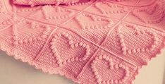 Good morning to all who accompany us, good to see you here I am happy to help with pattern, in Crochet Bobble Blanket Pattern, Crochet Heart Blanket, Baby Afghan Crochet Patterns, Bobble Crochet, Bobble Stitch, Knitting Patterns Free, Crochet Stitches, Crochet Baby, Crochet Blankets