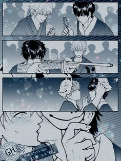 茸きのこ (@kino_ko_noki) さんの漫画 | 157作目 | ツイコミ(仮) Gin Tama, Wallpaper, Okikagu, Art, Sakata, Anime, Webcomic, Pictures, Manga