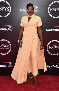 Wanda Durant attends the 2016 ESPYS at Microsoft Theater on July 13, 2016 in Los Angeles, California.