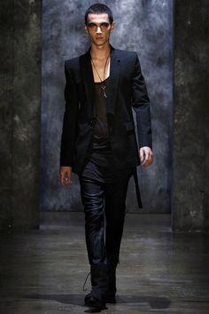 Alexandre Plokhov Spring 2013 Menswear Collection Slideshow on Style.com