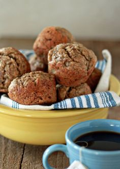 Super-Moist Vegan Banana Bread Muffins from kitchentreaty.com: No one will know they're vegan! Just like your favorite banana bread, but in ...