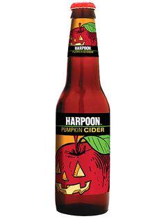 Harpoon Pumpkin Cider