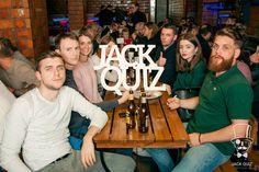Jack Quiz команда