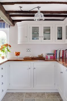 Period kitchen updated - Real Homes