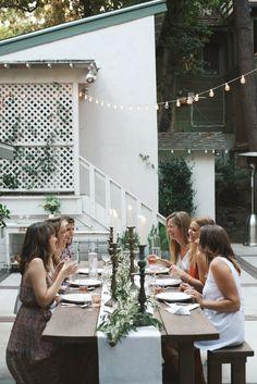 Après Fête: Summer Dinner Party www.apresfete.blogspot.com